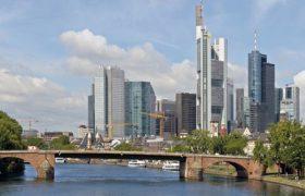 Slider für Frankfurter Skyline
